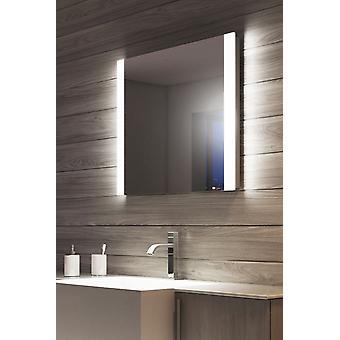 RGB Double Edge LED Badezimmerspiegel mit Sensor & Rasierer k460rgb