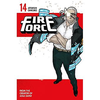 Fire Force 14 by Atsushi Ohkubo