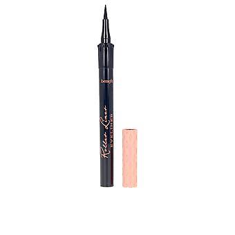Benefit roller liner eyeliner #black 1 ml voor vrouwen