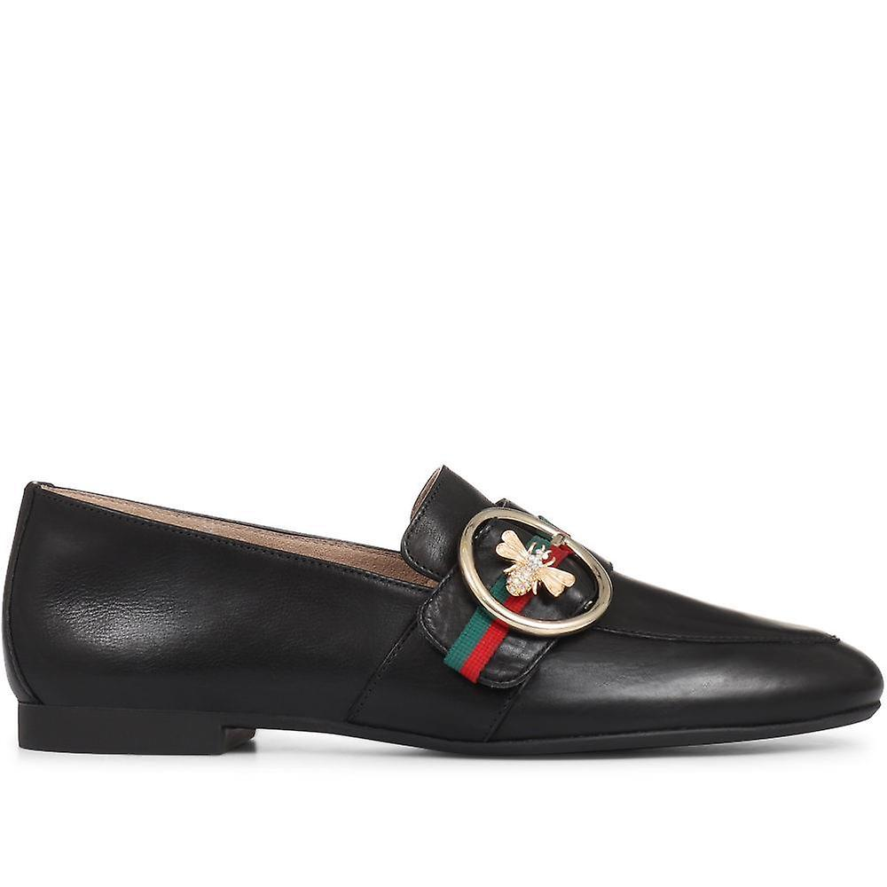 Leather loafer - paulg