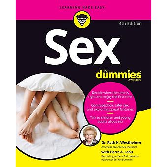 Sex For Dummies 4th Edition by Westheimer & ruth K