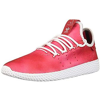 Dzieci Adidas Girls pw Low Top Lace Up Buty baseballowe