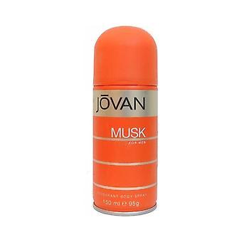 Jovan Musk Deodorant For Men