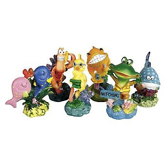 Karlie Flamingo Fun Aquarium Deco Figures 7X4X7Cm (Fish , Decoration , Ornaments)