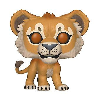 Funko POP Disney: The Lion King - Simba (Live Action) Collectible Figure