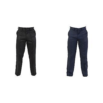 Calças de trabalho vestuário absoluto Mens Workwear