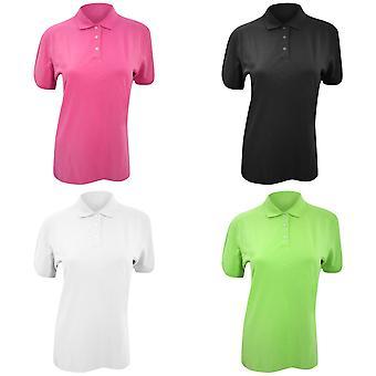 Kustom Kit Ladies Kate Comfortec® Short Sleeve Polo Shirt
