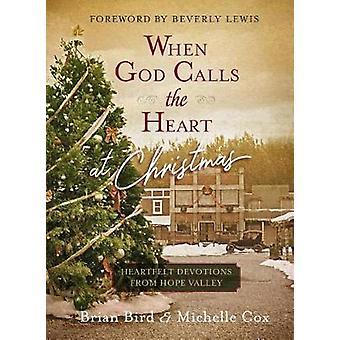 När Gud kallar hjärtat vid jul - innerlig andakt från Hope