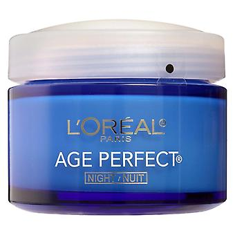 L'oreal dermo-expertise age perfect for mature skin, night cream, 2.5 oz