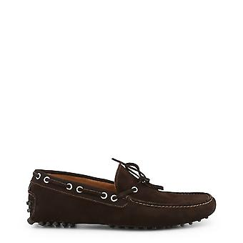 Made in Italia Original Men Spring/Summer Moccasin - Brown Color 33839