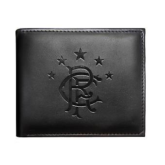 Rangers FC Official Football Gift Faux Leather Money Wallet