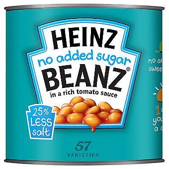 Heinz No Added Sugar Baked Beans
