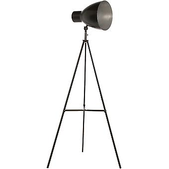Wellindal Metal tripod lamp foot iron + 99374