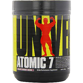 Universal Nutrition Atomic 7 - 30 Servings - Black Cherry Bomb