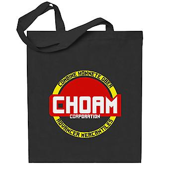 Dune CHOAM Corporation Logo Totebag