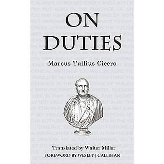 On Duties by Cicero & Marcus Tullius