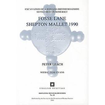 Fosse Lane - Shepton Mallet 1990 - Excavations of a Romano-British Roa