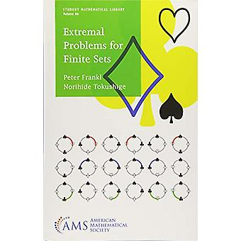 Extremal Problems for Finite Sets by Peter Frankl - 9781470440398 Book