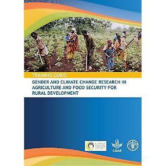 Guia de Capacitacion - Investigacion del Genero y Cambio Climatico en