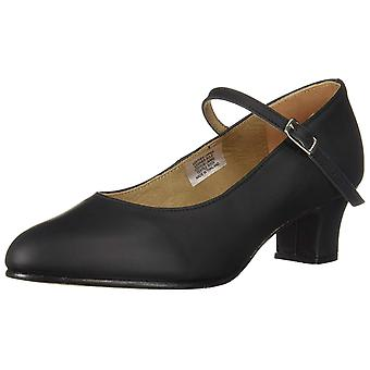 Bloch Dance Women's Curtain Call Leather Character Shoe