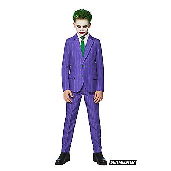 De Joker van Batman Kids pak pak Master Slimline Premium 3-delige