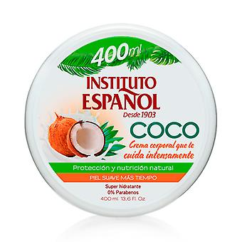Body Cream Coco Instituto Espa ol (400 ml)