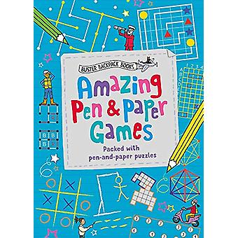 Amazing Pen & Paper Games - Packed with pen-and-paper puzzles by G