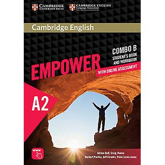 Cambridge Engels Empower elementaire combo B met online ass door Adrian Doff