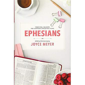 Éphésiens - Commentaire biblique de Joyce Meyer - 9781546025993 Livre