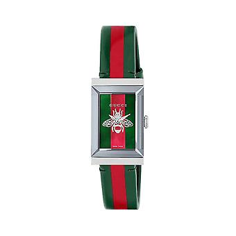 Gucci YA147408 G-Frame Ladies Watch - Multicolour