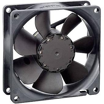EBM Papst 8414 NG Axial fan 24 V DC 65 m³/h (L x W x H) 80 x 80 x 25.4 mm