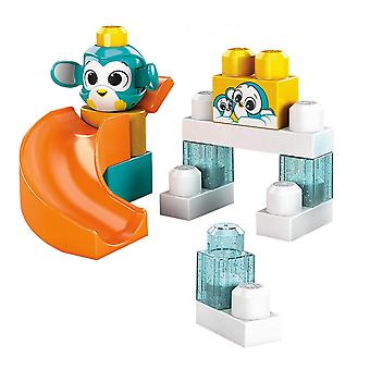 Fisher-Price, Mega Bloks Lekset - Penguin