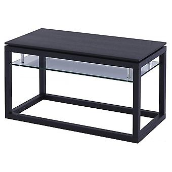 Gillmore Small Wenge TV Stand And Media Unit