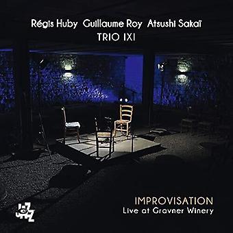 Improvisation: Live At Gravner Winery [CD] USA import