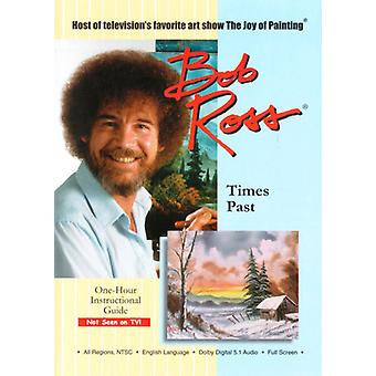 Bob Ross the Joy of Painting: Times Past [DVD] USA import