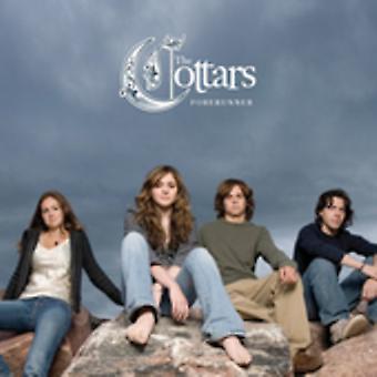 Cottars - Forerunner [CD] USA import