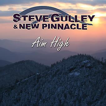 Steve Gulley & New Pinnacle - Aim High [CD] USA import