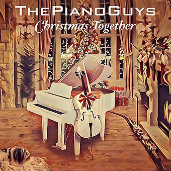 Piano Guys - Christmas Together [CD] USA import