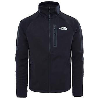 The North Face zwarte mens Canyonlands zachte shell jas
