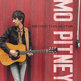 Mo Pitney - Behind This Guitar [CD] USA import
