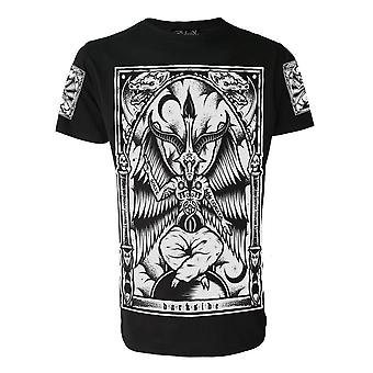 Dark Side-Baphomet-mens t-shirt