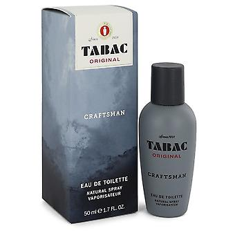 Tabac Original Craftsman by Maurer & Wirtz Eau De Toilette Spray 1.7 oz / 50 ml (Men)