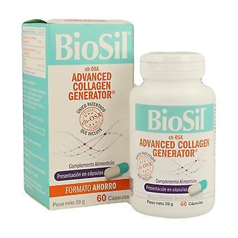 مولد الكولاجين المتقدم Biosil 60 كبسولة