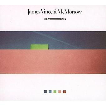 James Vincent McMorrow - wir bewegen [Vinyl] USA import