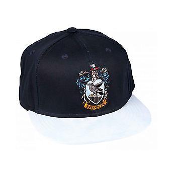 Harry Potter Baseball Cap Ravenclaw School Crest nowy Oficjalny Czarny Snapback