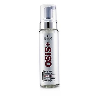 Schwarzkopf Osis + Topped Up Gentle Hold Mousse (Light Control) 200ml/6.7oz