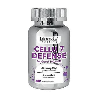 Cellu 7 defense 40 capsules