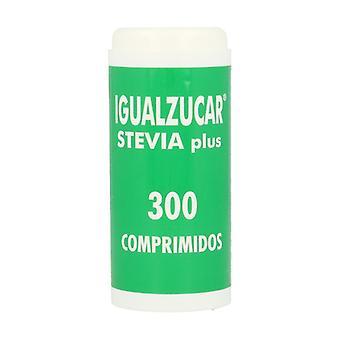 Igualzucar Stevia Plus 300 tablets