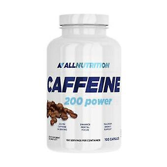 Caffeine 100 capsules