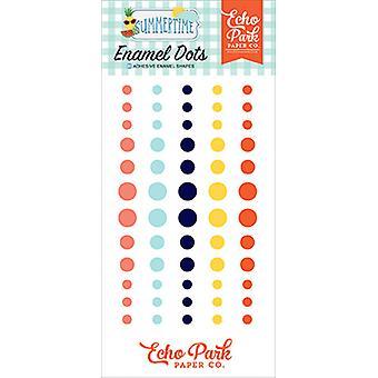 Echo Park Summertime Enamel Dots